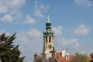 El Loreto, alberga réplica de la supuesta casa donde tuvo lugar la Anunciación a la Virgen María y el valioso Diamond Monstrance.