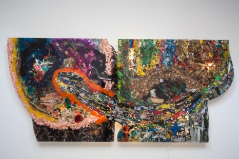 Obra de David Cherny, el artista checo más importante de la actualidad.