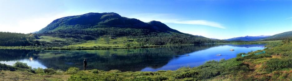 Paisaje monumental del sur de Noruega. Foto: Lars Sjøgren - Visitnorway.com