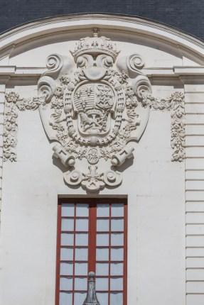 Escudo de los Duques de Bretaña.