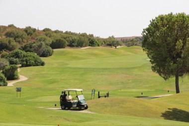 Campo de golf del hotel, diseñador por Jack Nicklaus.