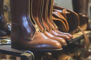 Botas de polo.
