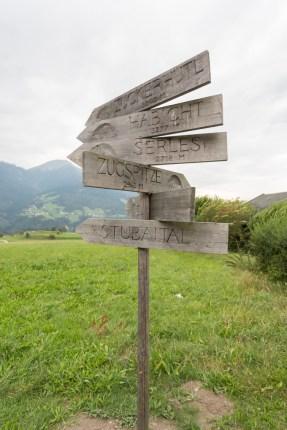 En el jardín de Thurn und Taxis, podrás conocer las alturas de las montañas que desde allí se contemplan.
