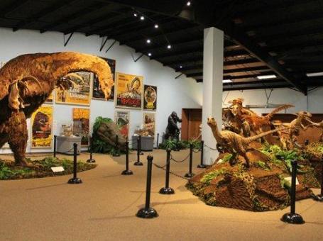 The Dinosaur Museum – Dorset