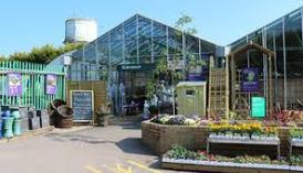 Minshulls Garden Centre
