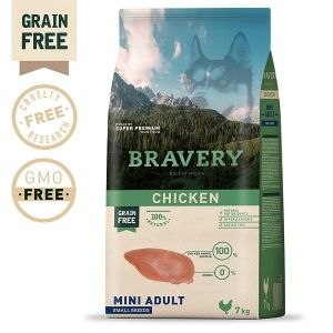 Bravery Chicken Adult Mini Small