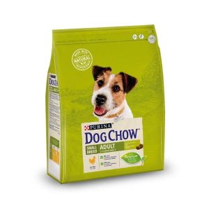 DOG CHOW Adult Small Breed Frango 2.5kg