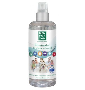 Fragancia Eliminador De Odor 200 ml Menforsan