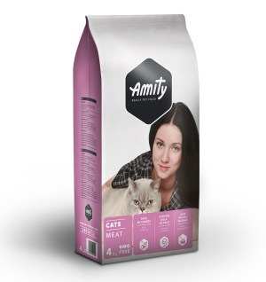 Amity Eco Line Cats Mix – 20 Kg
