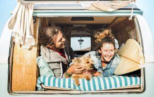 viajando juntos