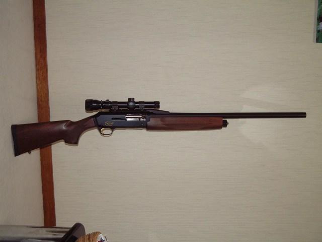 ブローニング散弾銃