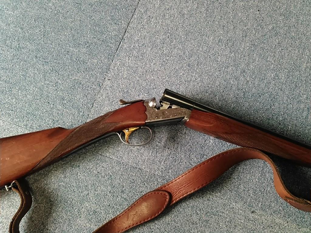 SKB 水平二連銃