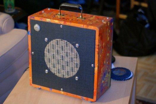 5F2-A Fender Princeton DIY tube amp