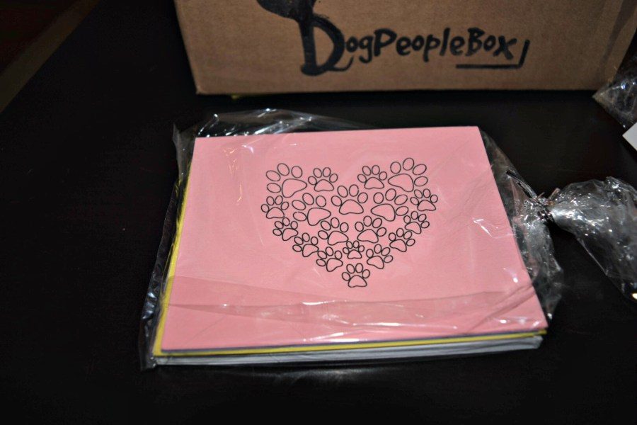 Dog People Box August 9