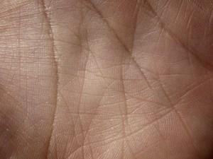 hand textuur