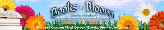 Books in Bloom 2014