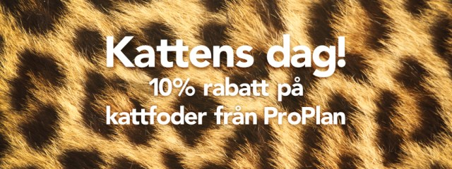 ProPlan Kattens dag