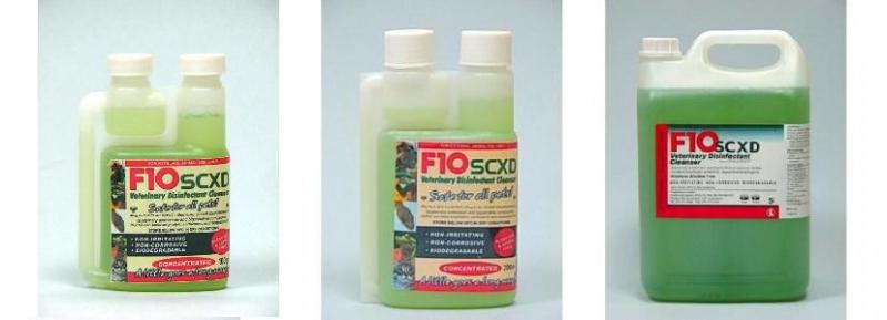 Veterinary Disinfectant and Cleanser