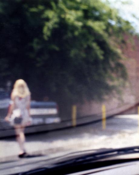 she walking away. savannah ga.