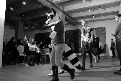 """One of the few search results for """"fursuit fashion show."""""""