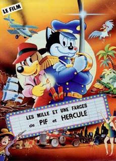 Pif Et Hercule Poster