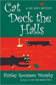 cat deck the halls