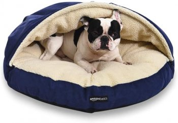 best snoozer cozy cave dog beds