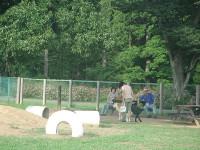北総花の丘公園ドッグラン