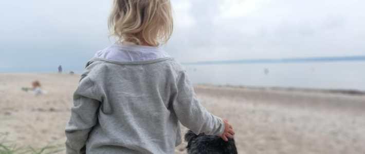 Urlaub mit Kind und Hund – stressig?!
