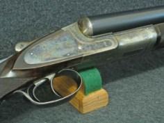 1901 LC Smith Pigeon Grade double-barrel shotgun