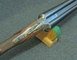 1901 LC Smith Pigeon Grade double-barrel shotgun