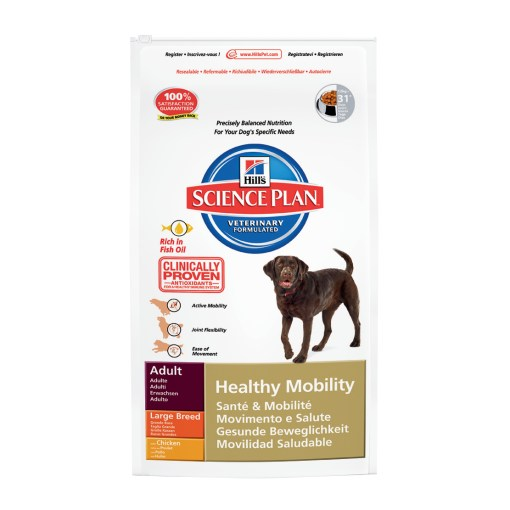 HILL Science Plan Canine Healthy Mobility Large Breed Chicken