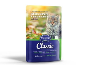 Montego Kitten Pouches Chicken