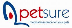 Petsure logo