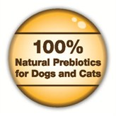 Stomax containc 100% Natural Prebiotics for Dogs and Cats