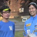 Dai Matsumoto after Mt Hotaka 2013