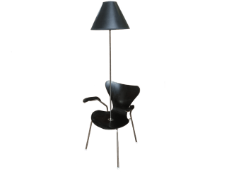 Arne Jacobsen Chair Lamp