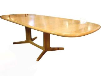Niels Moller Oak Dining Table