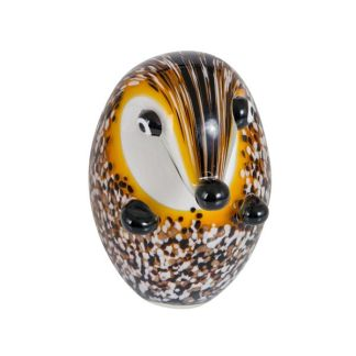 Art Glass Hedgehog