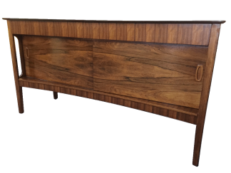 English Rosewood Sideboard