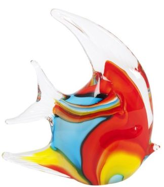 Art Glass Fish