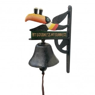 Cast Iron Guinness Bell