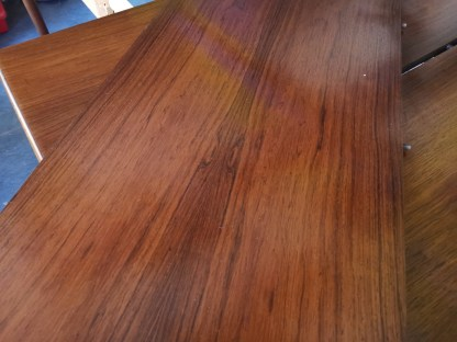 Danish Rosewood Dining Table