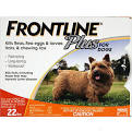 frontline flea treatment