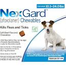 Nexgard Chewable and dog