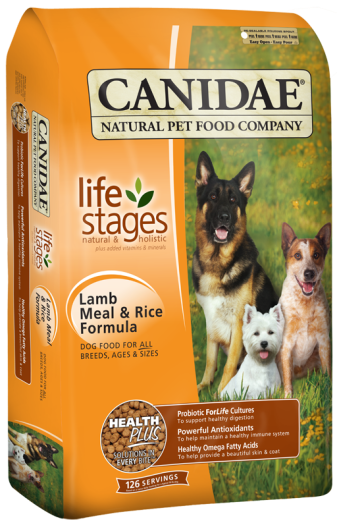 Image result for Canidae dog food photo