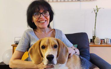 Charlotte et Watson, expert de la détection canine des punaises de lit chez dogtector