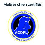 Dogtector certifié par l'ACDPL maitre chien