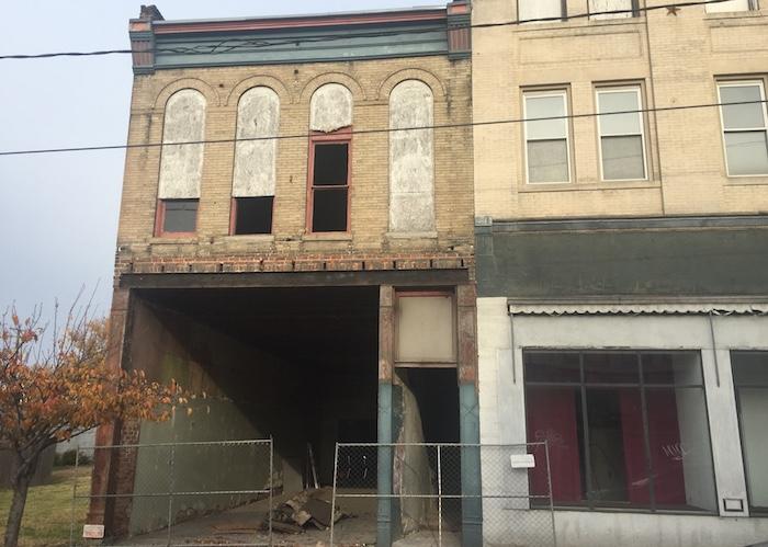 1213 Hull Street Renovation Begins