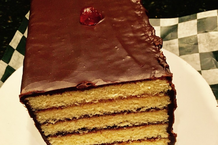 Richmond Nostalgia: Thalhimers Six-Layer Chocolate Cake